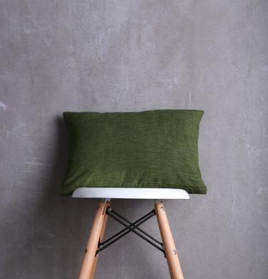 Textura Cotton Cushion cover Cedar Green 12