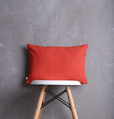 Textura Cotton Cushion cover Spicy Orange 12