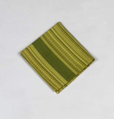Honeycomb Cotton Dish Towel Green