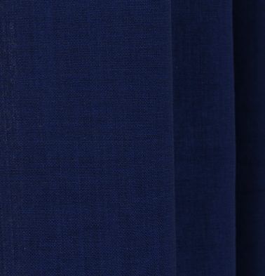 Solid Cotton Custom Stitched Cloth Estate Blue