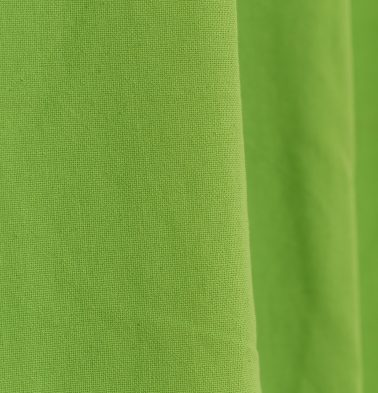 Solid Cotton Custom Stitched Cloth Lime Green