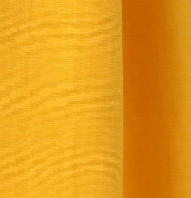 Textura Cotton Custom Stitched Cloth Daffodil Yellow