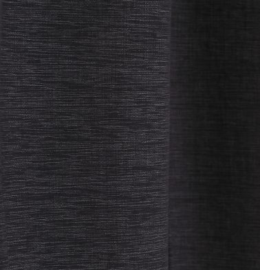 Textura Cotton Custom Blinds Periscope Dark Grey