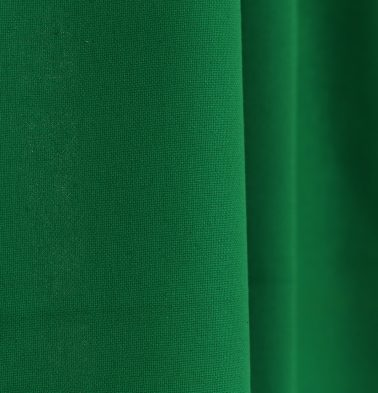 Solid Cotton Fabric Brilliant Green