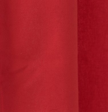Solid Cotton Fabric Brilliant Red