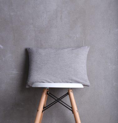 Textura Cotton Cushion Cover Tan Grey 12