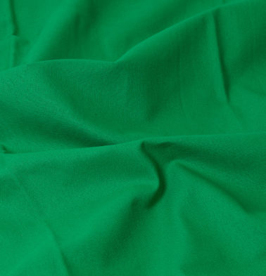 Solid Cotton Custom Stitched Cloth Brilliant Green
