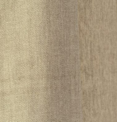 Chambray Cotton Fabric Sesame Beige