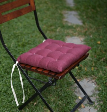 Chairpad Cotton Dry Rose