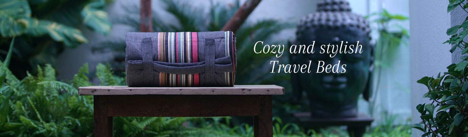 Cotton Travel Beds