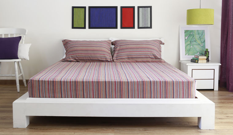 Cotton Fitted Bed sheets online