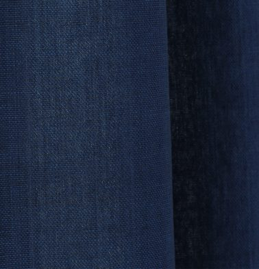 Chambray Cotton Custom Stitched Cloth Indigo Blue