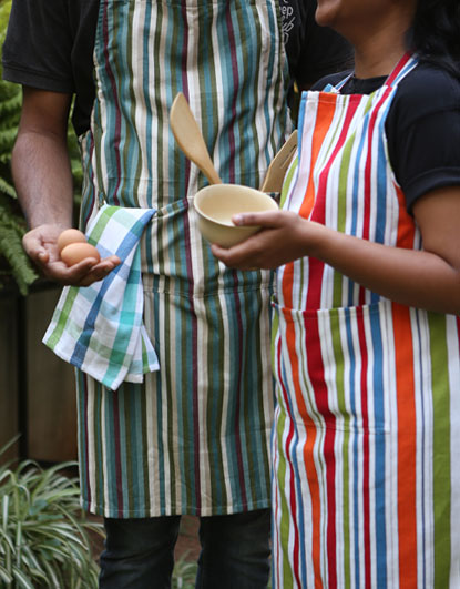 Buy Cotton Aprons for home