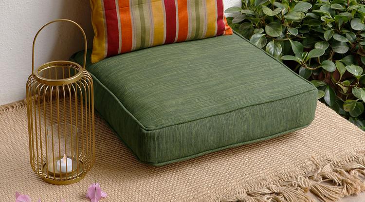 Handwoven Floor Cushions