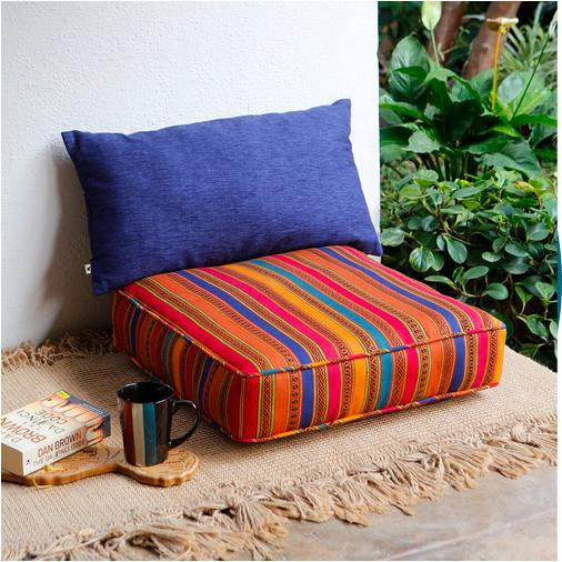 Shop Striped Floor Cushions