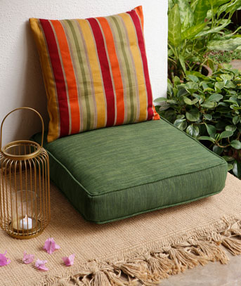 Shop floor cushions online from Thoppia