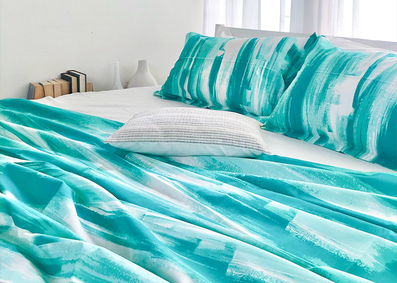 Duvet Covers in bed room