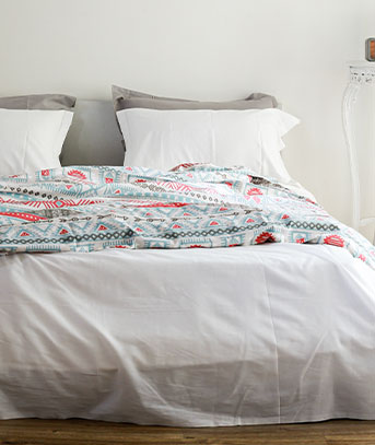 Cotton Bedsheets from Thoppia