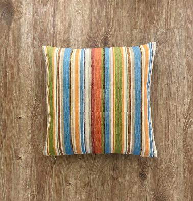 Customizable Cushion Cover, Cotton -  Textured - Multi-color